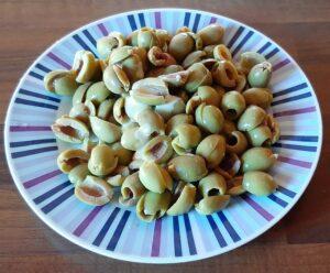 Cake lardons olives champignons 7