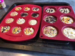 Muffins a la banane 1