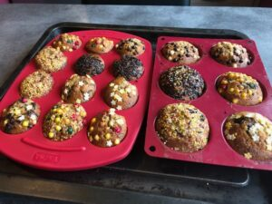 Muffins a la banane 2