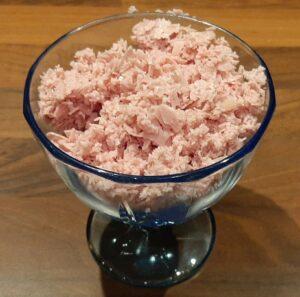 Poivrons farcis a lechine de porc et mortadelle 2