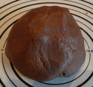 Biscuit deNoel au cacao 4