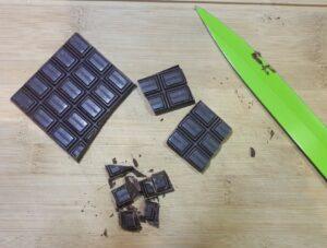 Muffins a la puree de cajou noisettes cacao et pepites de chocolat 2