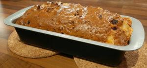 Cake maroilles chorizo
