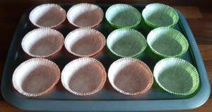 Cupcakes griotte chocolat