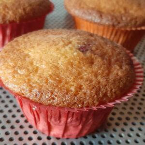 Muffins griottes chocolat