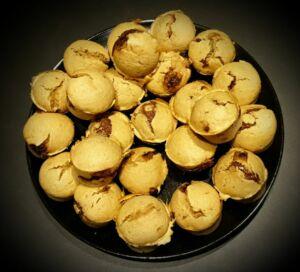 Muffins cœur coulant