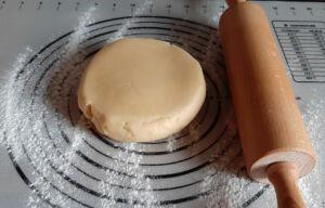 Tarte au fromage blanc - Käsküeche