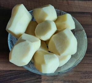 Galettes de pomme de terre