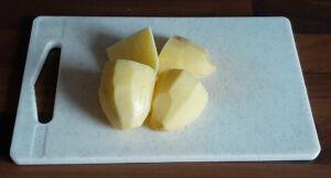 Velouté d'asperges blanches