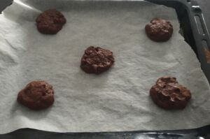 Cookies brownie