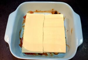 Lasagnes végétariennes maison