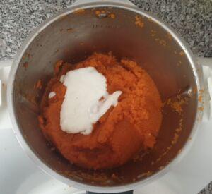 Purée de carottes au Thermomix