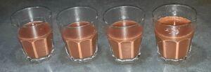 Crème au chocolat noir